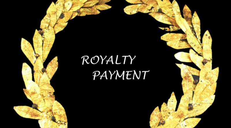 Royalty Payment & Service Fee