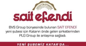 Sait Efendi Katar'da - TFC Franchising Danışmanlık